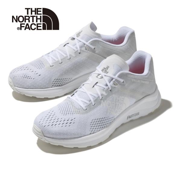 ノースフェイス メンズ アウトドアシューズ イヴォルブトレイナー NF51901 (WW)TNFホワイト×TNFホワイト