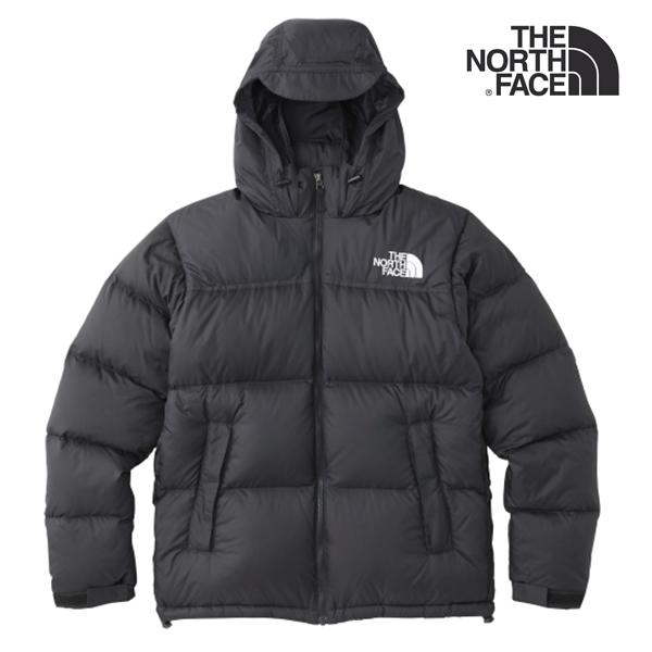 ノースフェイス ウェア ヌプシジャケット ND91841 ブラック