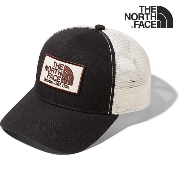 THE NORTH FACE 大放出セール Trucker Mesh Cap 期間限定の激安セール pickupr ノースフェイス NN02043 トラッカーメッシュキャップ ブラック 帽子 アウトドア