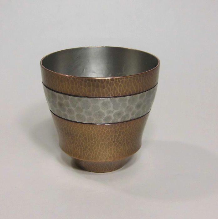 CU-G-9 銅焼酎カップ(泡盛用)