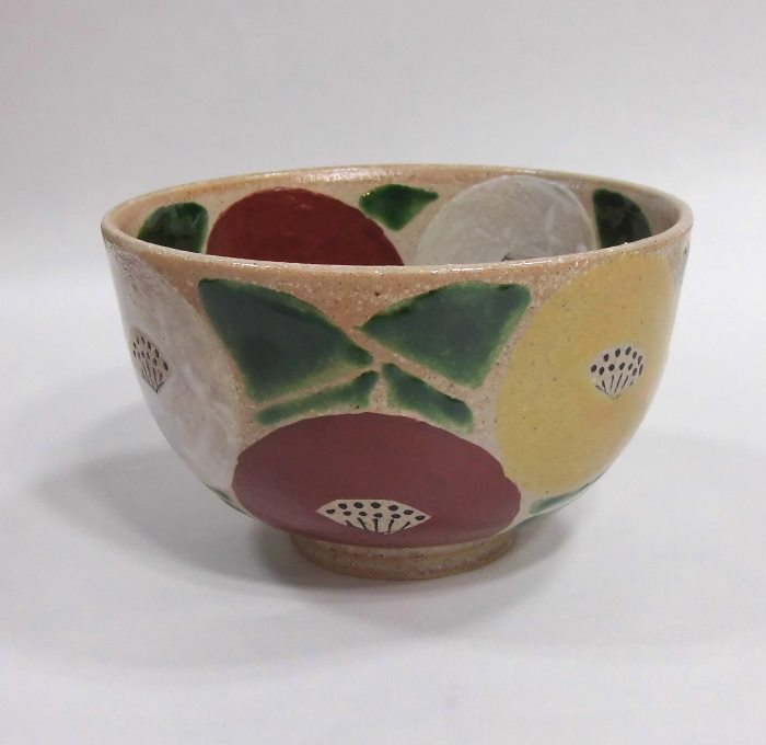 茶碗 魯山人写し 椿