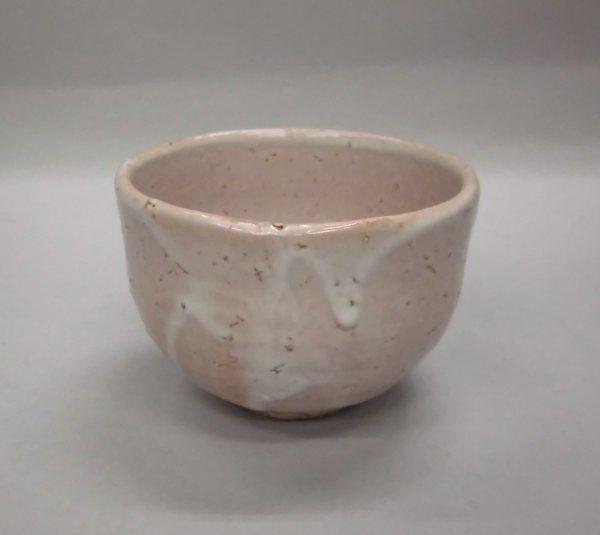 抹茶茶碗 萩