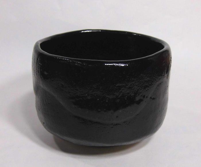 茶碗 黒楽