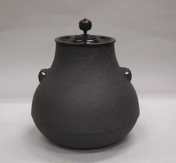 鶴首釜 (風炉釜)