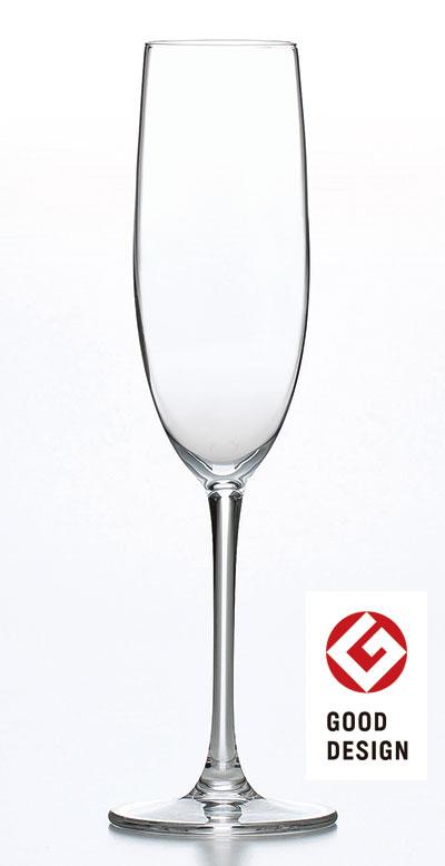 東洋佐々木ガラス パローネ シャンパン(24個/1ケース)