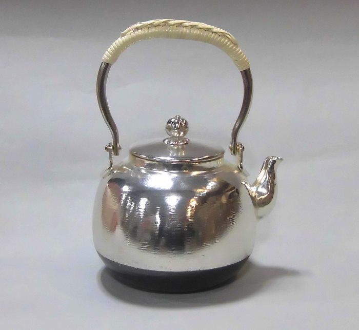 銀瓶 丸型(5合)