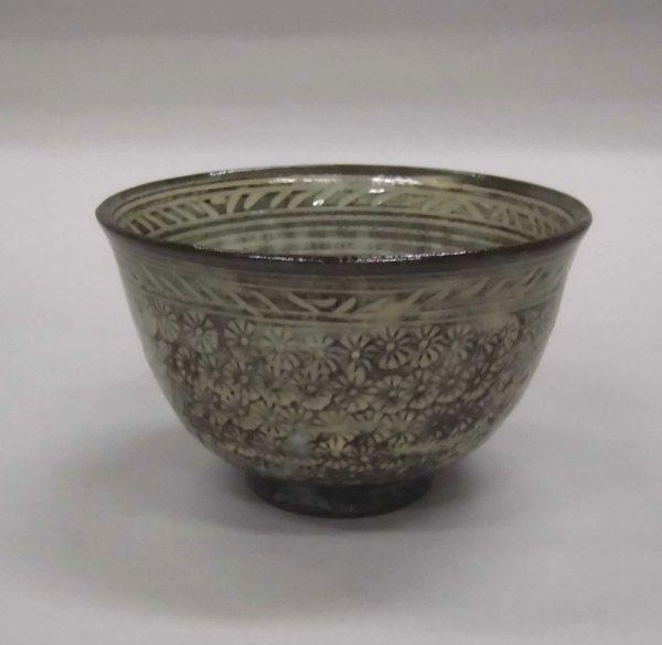 茶碗 古三島