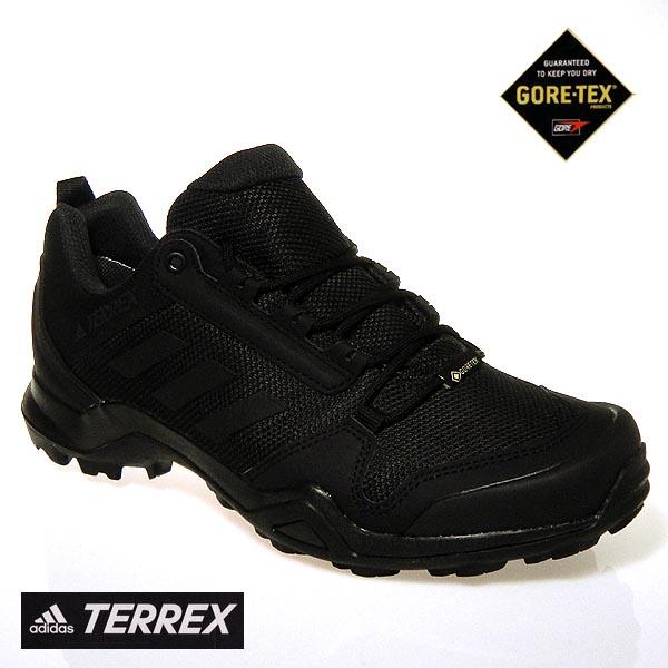 アディダス メンズ 透湿防水 ゴアテックス スニーカー TERREX AX3 GTX BC0516 GORETEX adidas コアブラック 送料無料