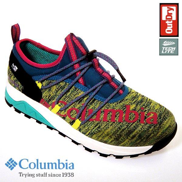 コロンビア メンズ 透湿防水 スニーカー ロックントレイナー2 ロー アウトドライ ZOUR columbia rockn trainer2 low OUTDRY YU0249 726 フェス 送料無料