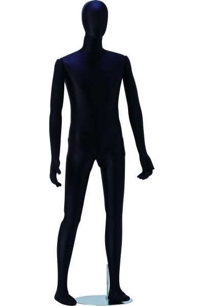 紳士サンドール 迅速な対応で商品をお届け致します 黒トリコット布張動きのあるディスプレイを 紳士サンドールSD202 全身可動マネキン お歳暮