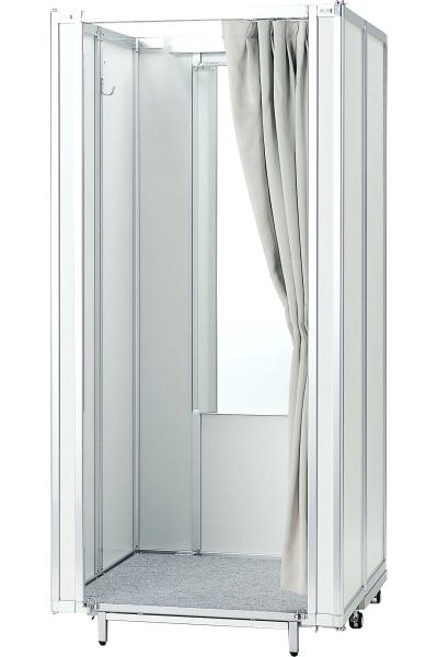 国産品 売れ筋試着室フィッティングルームSFR-01, きものレンタル かしいしょうAYA:2687f779 --- online-cv.site