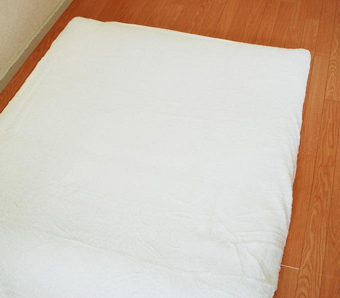タオルシーツ シングルロング ワンタッチタイプ 国産 綿100% (コットン100%)  02P26Mar16