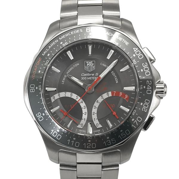 タグホイヤー アクアレーサー キャリバーS ルイス・ハミルトン 腕時計 CAF7114.BA0853 クォーツ TAG HEUE