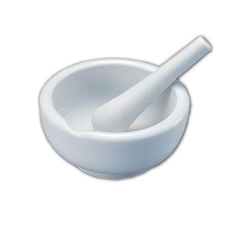 特大サイズ 粉薬を混ぜるとき ハーブティや漢方 スパイスの調製など 自分だけのコスメやハンドクリーム作りに シンプルで使いやすい 磁製乳鉢 にゅうばち 期間限定で特別価格 すり鉢 乳棒付 180mm 結婚祝い