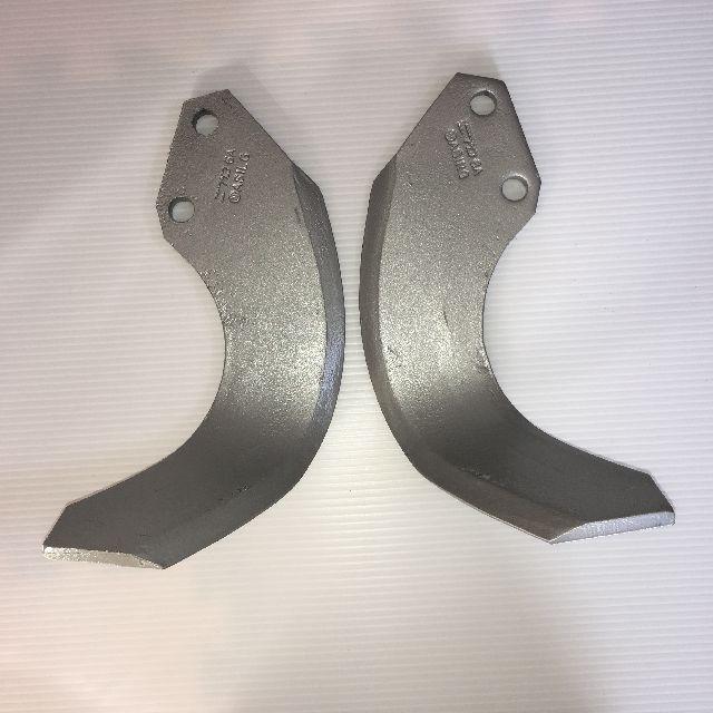 ニプロ爪(松山) ロータリー爪 40本 AS1G トラクター爪