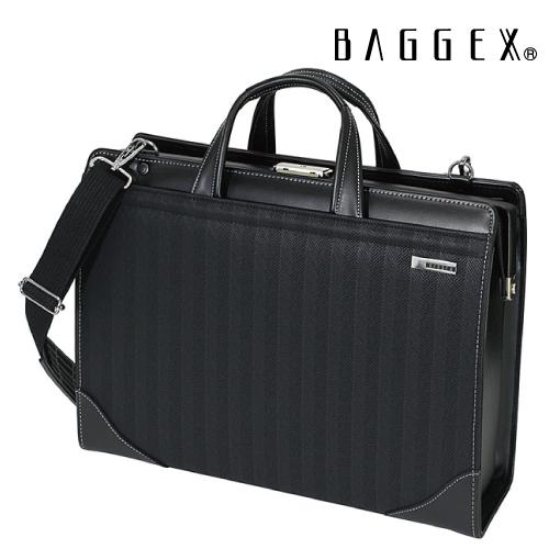 ダレスバッグ BAGGEX バジェックス 楔 クサビ 2WAYビジネスバッグ No.23-0563 日本製 豊岡製鞄