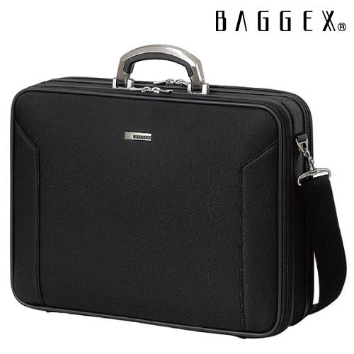 アタッシュケース BAGGEX バジェックス ORIGIN オリジン 2WAYビジネスバッグ サブルーム付き No.24-0283 日本製 豊岡製鞄