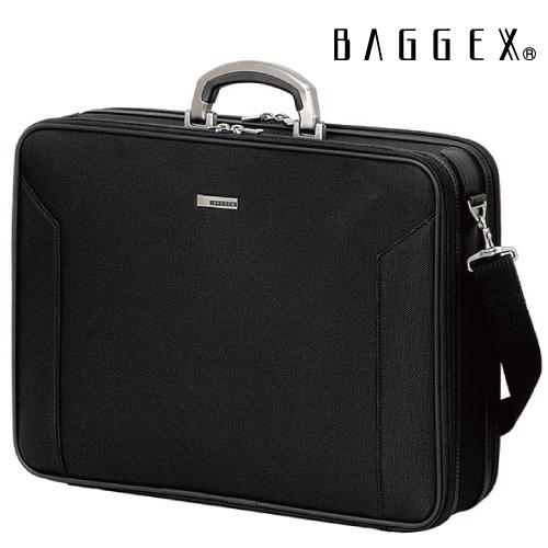 アタッシュケース BAGGEX バジェックス ORIGIN オリジン 2WAYビジネスバッグ サブルーム付き No.24-0284 日本製 豊岡製鞄