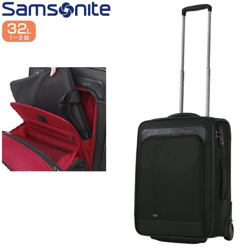 キャリーケース SAMSONITE サムソナイト Essence Pro エッセンス プロ モバイルオフィス アップライト55 R32*09009 ブラック
