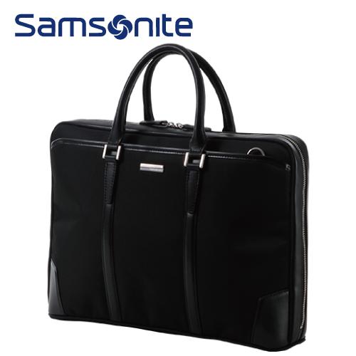 ブリーフケース SAMSONITE サムソナイト Trade-Pro トレードプロ 2Way Mサイズ AC6*09002 ブラック