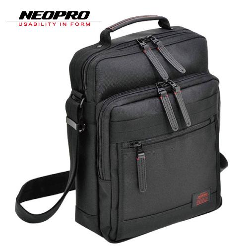 ショルダーバッグ NEOPRO RED ネオプロ レッド メンズバッグ ビジネスバッグ 2-024 ブラック