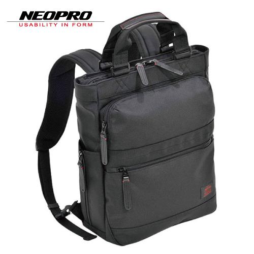 トートリュック NEOPRO RED ネオプロ レッド メンズバッグ ビジネスバッグ 2Way 2-027 ブラック
