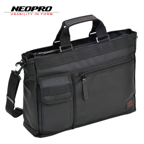 トートバッグ NEOPRO RED ネオプロ レッド メンズバッグ ビジネスバッグ 2Way 2-031 ブラック