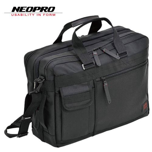 ビジネスバッグ NEOPRO RED ネオプロ レッド メンズバッグ ビジネスバッグ 2Way 2-033 ブラック