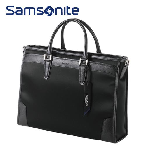 トートブリーフケース SAMSONITE サムソナイト EI-Lite エルライト ビジネスバッグ メンズバッグ 2WAYバッグ AC7*09002 ブラック
