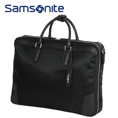 ブリーフケース SAMSONITE サムソナイト EI-Lite エルライト ビジネスバッグ メンズバッグ 3WAYバッグ AC7*09004 ブラック