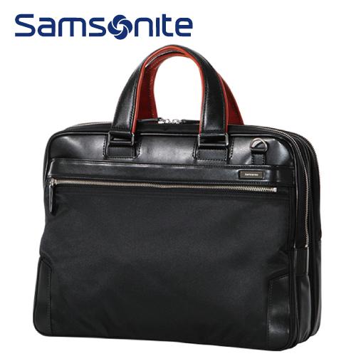 ブリーフケースM EXP SAMSONITE サムソナイト EpidPlus エピッドプラス ビジネスバッグ メンズバッグ 2WAYバッグ AH4*09003 ブラック