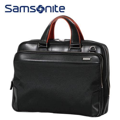 ブリーフケースS SAMSONITE サムソナイ EpidPlus エピッドプラス ビジネスバッグ メンズバッグ 2WAYバッグ AH4*09001 ブラック
