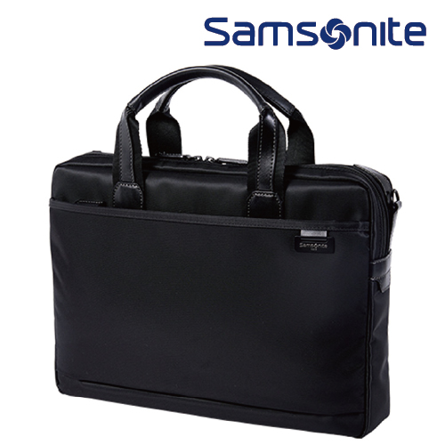ブリーフケースSS SAMSONITE サムソナイト Debonair IV デボネア4 ビジネスバッグ メンズバッグ 2WAYバッグ DJ8*09001 ブラック