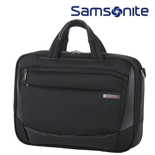 ブリーフケースS SAMSONITE サムソナイト Vigon ヴァイゴン ビジネスバッグ メンズバッグ 2WAYバッグ AF4*09001 ブラック