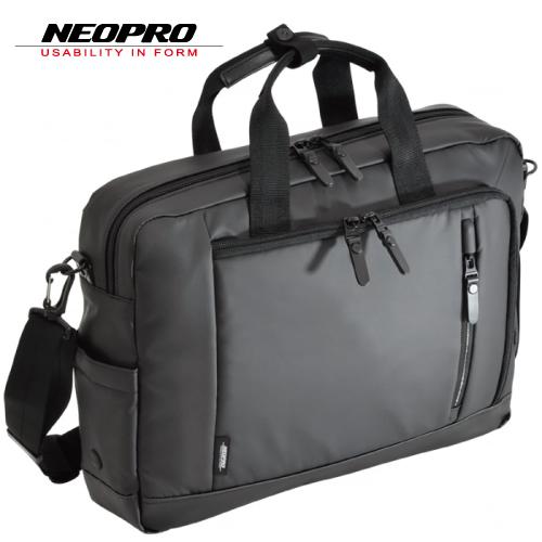 ブリーフケース NEOPRO COMMUTE LIGHT ネオプロ コミュートライト メンズバッグ ビジネスバッグ 3Way 2-761 ブラック