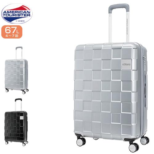 スーツケース SAMSONITE サムソナイト American Tourister アメリカンツーリスター FARO ファロ Spinner 67cmExp DX1*002 ファスナー/ジッパー
