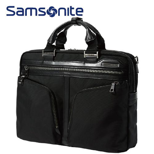 ブリーフケースS SAMSONITE サムソナイト Effi Tec エフィテック メンズバッグ ビジネスバッグ 2Wayバッグ DJ9*09001 ブラック