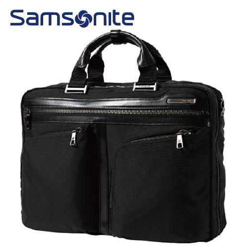 ブリーフケース SAMSONITE サムソナイト Effi Tec エフィテック メンズバッグ ビジネスバッグ 3Wayバッグ DJ9*09004 ブラック