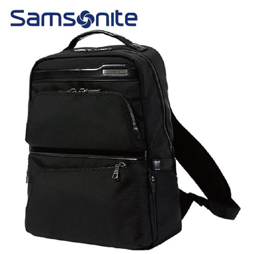 バックパックM SAMSONITE サムソナイト Effi Tec エフィテック リュックサック メンズバッグ ビジネスバッグ DJ9*09005 ブラック