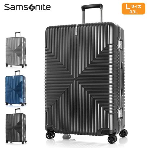 スーツケース SAMSONITE サムソナイトINTERSECT インターセクト スピナー76 Spinner GV5*003 3年保証 ジッパー/ファスナー
