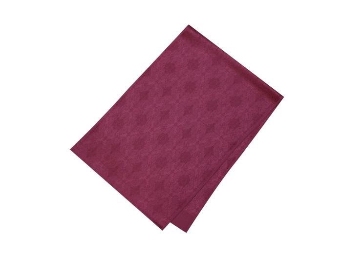 SALE 限定タイムセール セール 店舗 30%OFF 帯揚げ濃紫色 衿秀 花菱文別染 新品