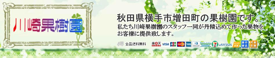 川崎果樹園:秋田県の美味しいリンゴを丸ごと絞ったジュースは、道の駅でも大人気♪
