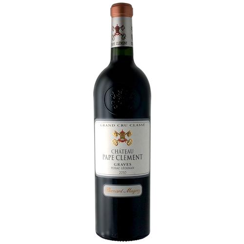 【数量限定】シャトー・パプ・クレマン 2010年 750ml<ワイン>【12本まで1個口配送出来ます】赤 Pポイント100 [24ap17am]