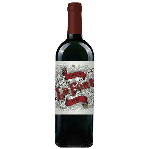配送員設置送料無料 スペインのワイン文化を物語る名ワイン 送料無料 ラ フォント グランリゼルバ 2010 750ml×1本 沖縄県は送料無料対象外 九州 舗 ※北海道