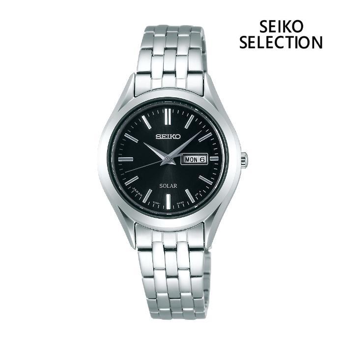 SEIKO セイコー SEIKO-SELECTION セイコーセレクション STPX031 ソーラー レディス 腕時計 ウォッチ 時計 シルバー色 金属ベルト 国内正規品 メーカー保証付 誕生日プレゼント 女性 ギフト ブランド おしゃれ 送料無料
