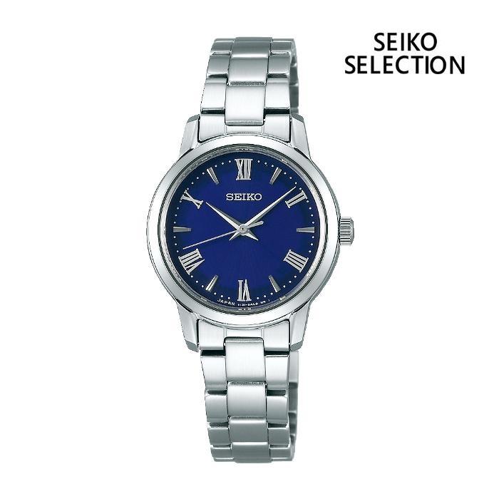 SEIKO セイコー SEIKO-SELECTION セイコーセレクション STPX049 ソーラー レディス 腕時計 ウォッチ 時計 シルバー色 金属ベルト 国内正規品 メーカー保証付 誕生日プレゼント 女性 ギフト ブランド おしゃれ 送料無料