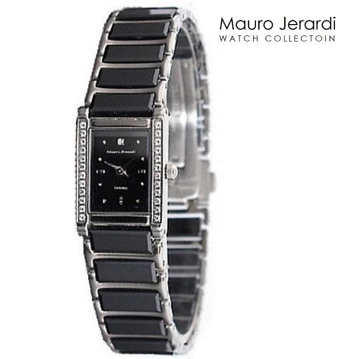MAURO JERARDI マウロジェラルディ MJ-3034-2 電池式クオーツ レディス 腕時計 ウォッチ 時計 コンビ色 金属ベルト 国内正規品 メーカー保証付 誕生日プレゼント 女性 ギフト ブランド おしゃれ 送料無料