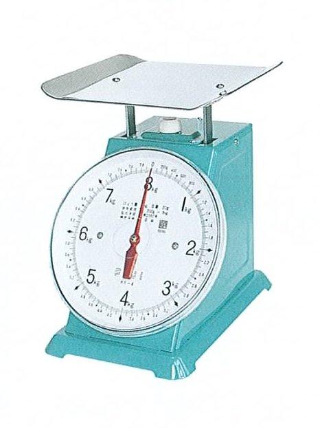 【富士計器】 フジのはかり 上皿自動秤 ハカリ K-1型 800g
