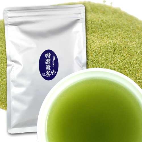 送料無料 特選 煎茶 お湯 冷水OK 新色 最高級の原料を使用したコク旨な煎茶 給茶機対応 自販機対応 インスタント茶 給茶機用 業務用 100g入 粉末茶 パウダー茶 粉末緑茶 全品最安値に挑戦