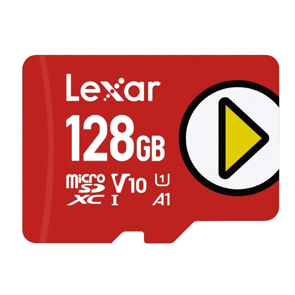 訳ありセール 格安 マイクロsd 送料無料 卓抜 おすすめ Switch Android カメラ 128GB microSDXCカード マイクロSD Lexar レキサー PLAYシリーズ R:150MB 海外リテール U1 V10 メ s LMSPLAY128G-BNNNG switch A1 動作確認済 Class10 UHS-1